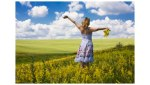 summer-woman-field