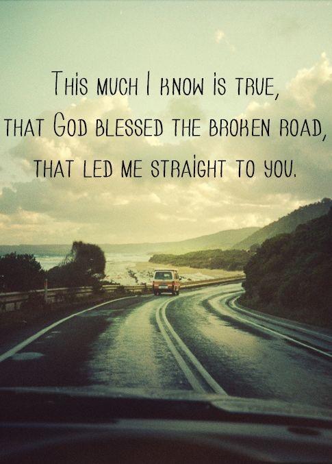 01 a broken road