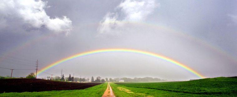 01 a rainbow
